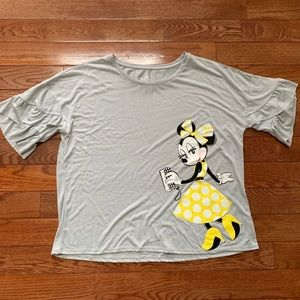 Minnie Mouse short sleeve tee